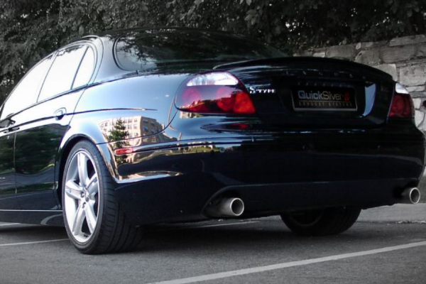 QuickSilver Jaguar S Type 3.0 / 4.0 / 4.2 - Performance Sports Exhaust System